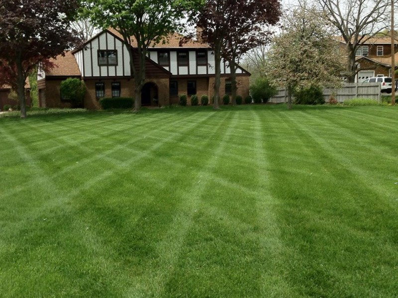 Grand Rapids Lawn Care Landscape And Snow Plowing